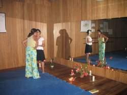 Meditation in Rio Branco